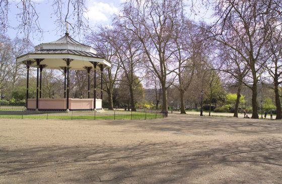 Hyde Park Bandstand