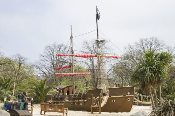 The Pirate Ship