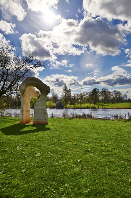 The Henry Moore Arch