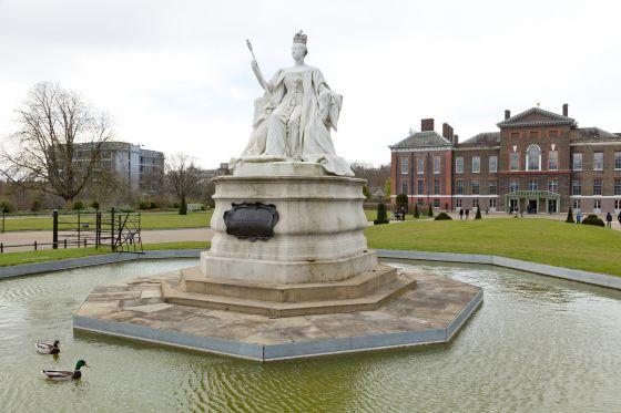 The Queen Victoria Statue