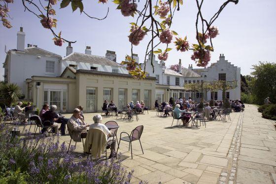 Pembroke Lodge at Spring