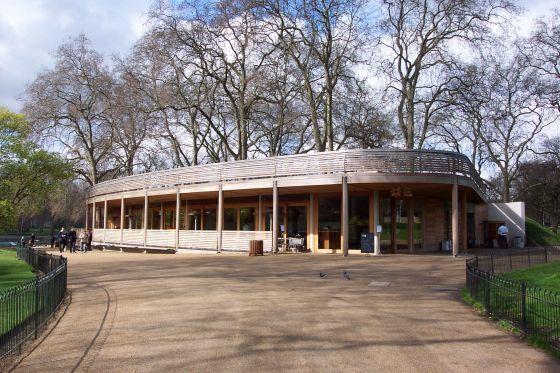 Restaurant in St James's Park