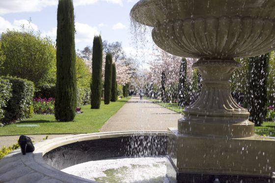Avenue Gardens Fountain