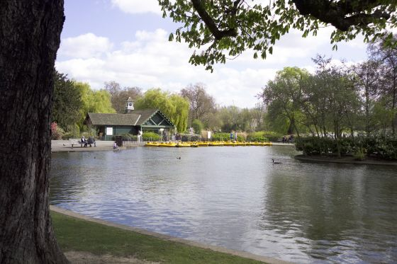 Junior Boating Pond
