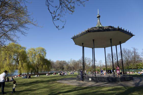 The Regent's Park Bandstand